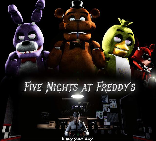 Five nights at freddy s cinco noches en freddy s o abreviado fnaf
