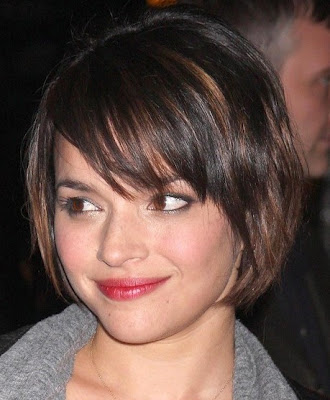 short hairstyles short layered hairstyles