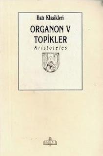 Aristoteles - Organon 5 - Topikler