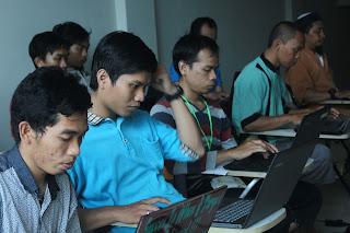 Workshop Web Basic Rumbel di Bekasi Berjalan Lancar