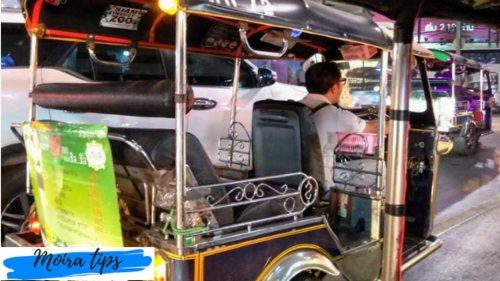 mezzi di trasporto thailandia