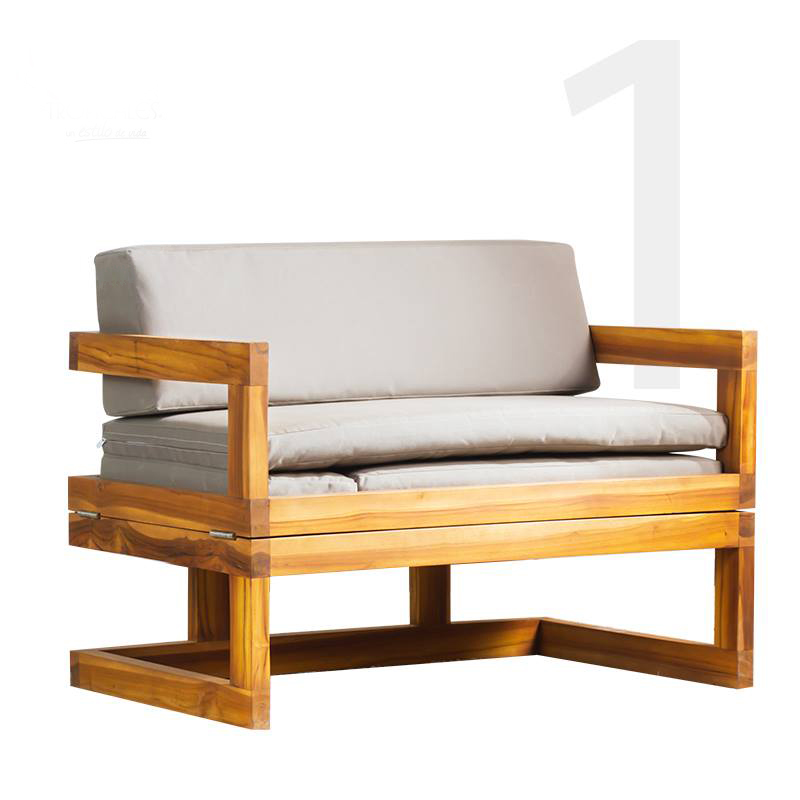 Mueble silla - cama - sillón | Construccion y Manualidades : Hazlo ...