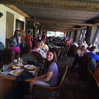 polynesian resort disney ohana dinner