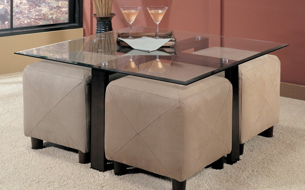 Total Fab: Form & Function: Cocktail and Coffee Tables