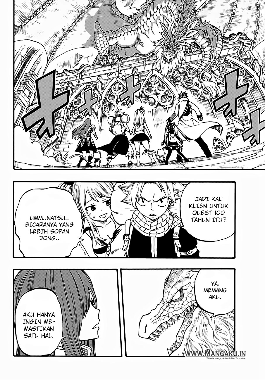 Baca Komik Fairy Tail: 100 Years Quest Chapter 2 Bahasa Indonesia Kintamaindo