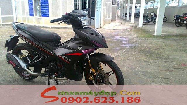 Yamaha Exciter 150 RC sơn đen nhám