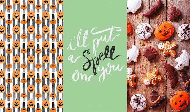 12 Halloween Themed Phone Wallpapers Petit Belle Chaton Blog