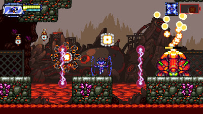 Metaloid Origin Game Screenshot 2