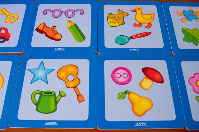kartičky v hre Zajíc v pytli