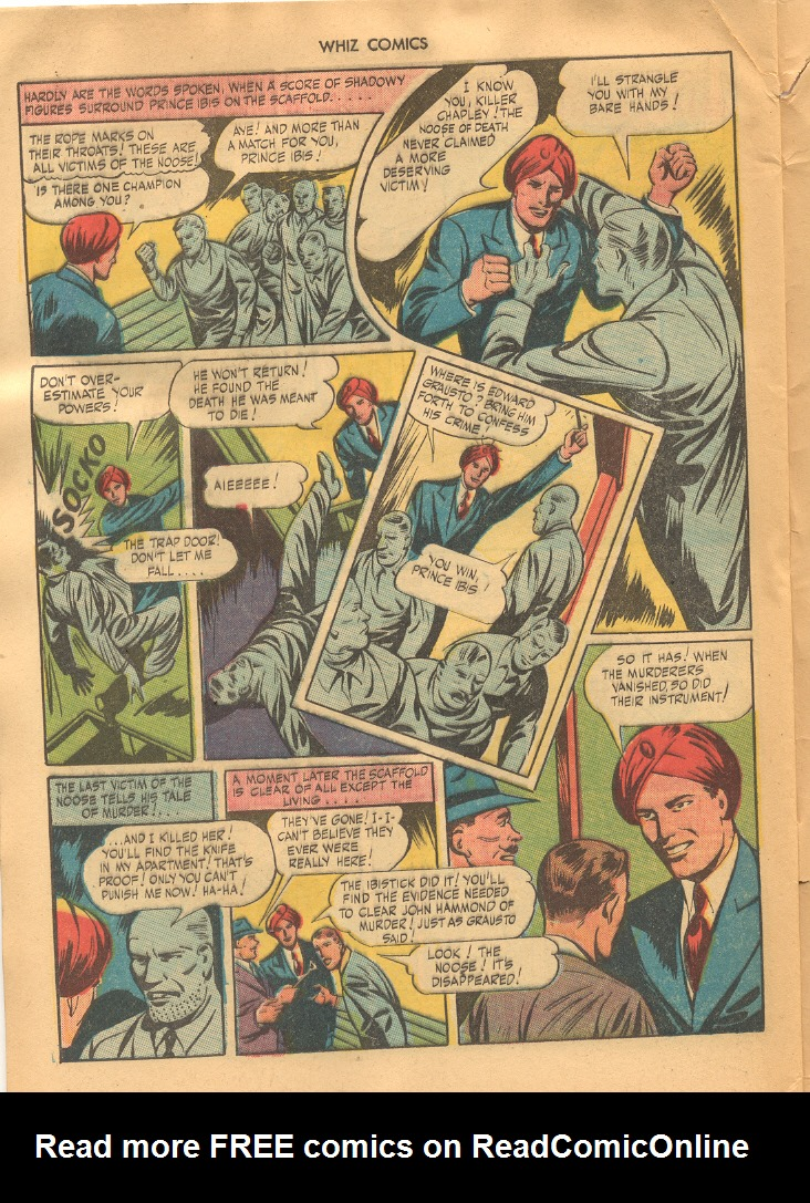 WHIZ Comics issue 69 - Page 32