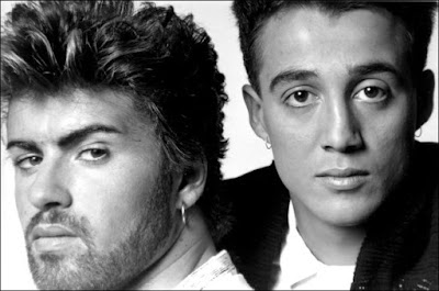 George Michael y Andrew Ridgeley