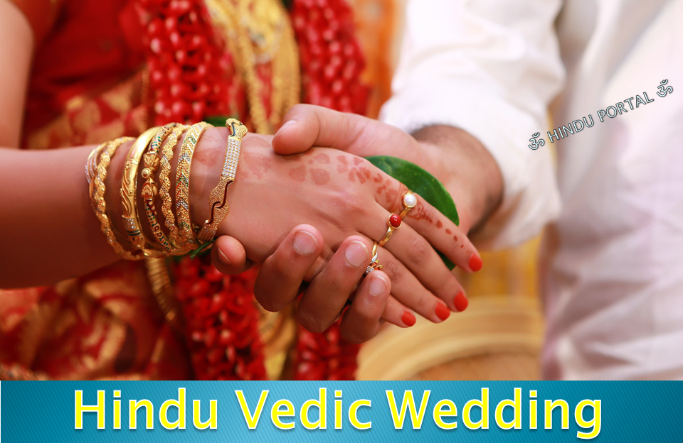 10 Elements in Vedic (Hindu) Wedding