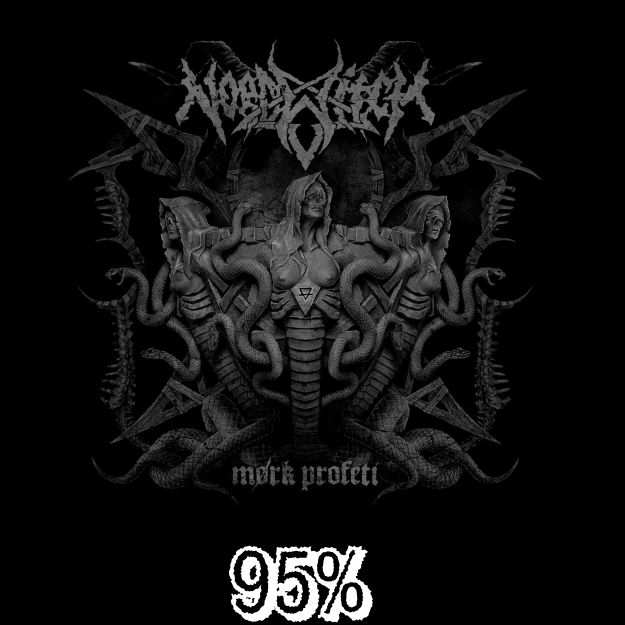 Reviews: Nordwitch - Mørk Profeti