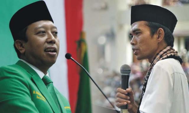 Target Ketum PPP Dekati UAS: Jika Tak Dukung Jokowi, Jangan Tunjukkan Berpihak ke Prabowo