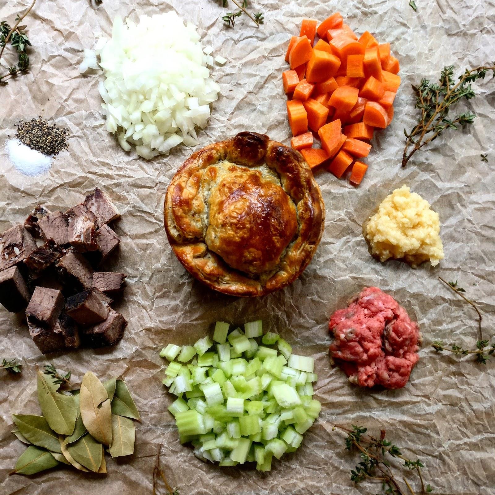 The Windmill Mayfair's Award-Winning Steak And Kidney Pie Recipe