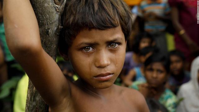 Laporan PBB: Perempuan Rohingya Diikat ke Pohon dan Diperkosa