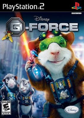 G-Force (PS2) 2009