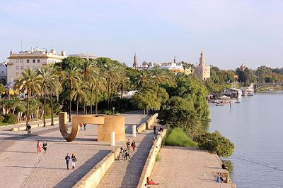 Pemandangan El Arenal, sevilla