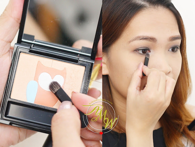 a photo of how to use Laneige Meets Fashion Lucky Chouette Multi-Colors
