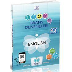 Sözün Özü 8.Sınıf İngilizce TEOG Branş Denemesi
