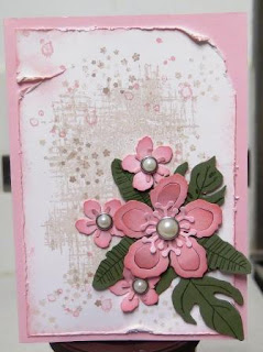 Botanical Blooms Photopolymer Bundle zena kennedy independant stampin up demonstrator