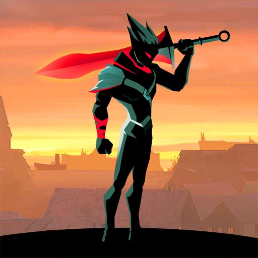 تحميل لعبه Shadow Fighter v1.15.1 مهكره وجاهزه ,خفيفه وممتعه 😱😈