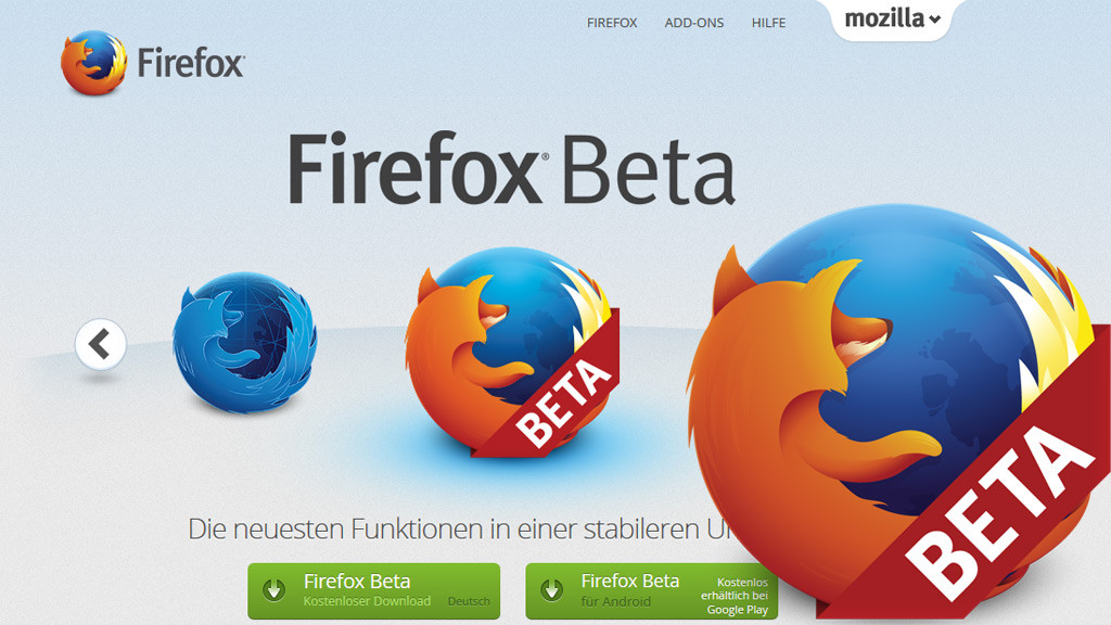 Firefox 47 Download Deutsch