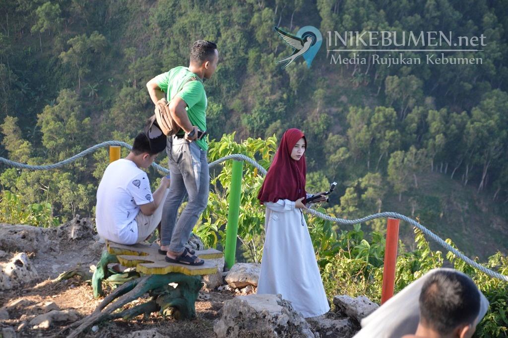 Mobil Sudah Bisa Naik ke Bukit Hud Karangbolong