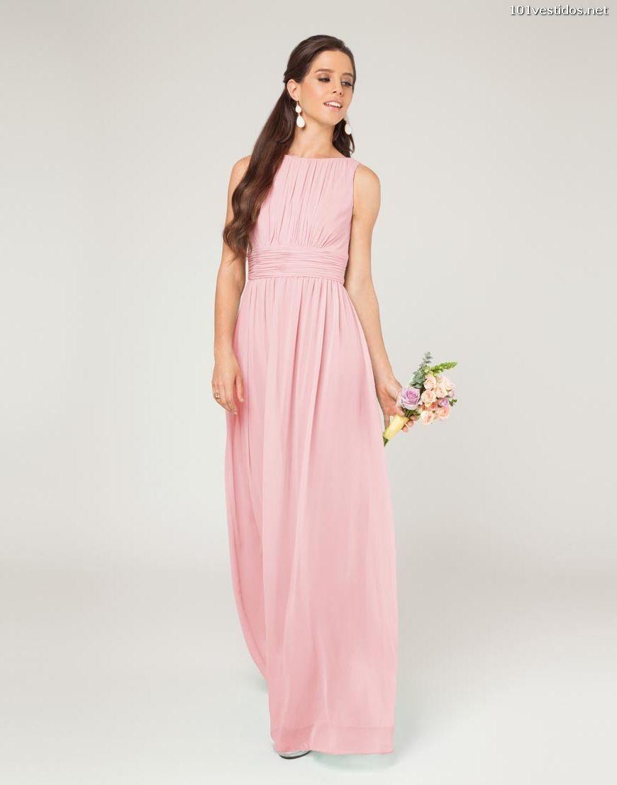 Vestidos de Damas de Honor 【50 Diseños con Imágenes】 | 101 ...