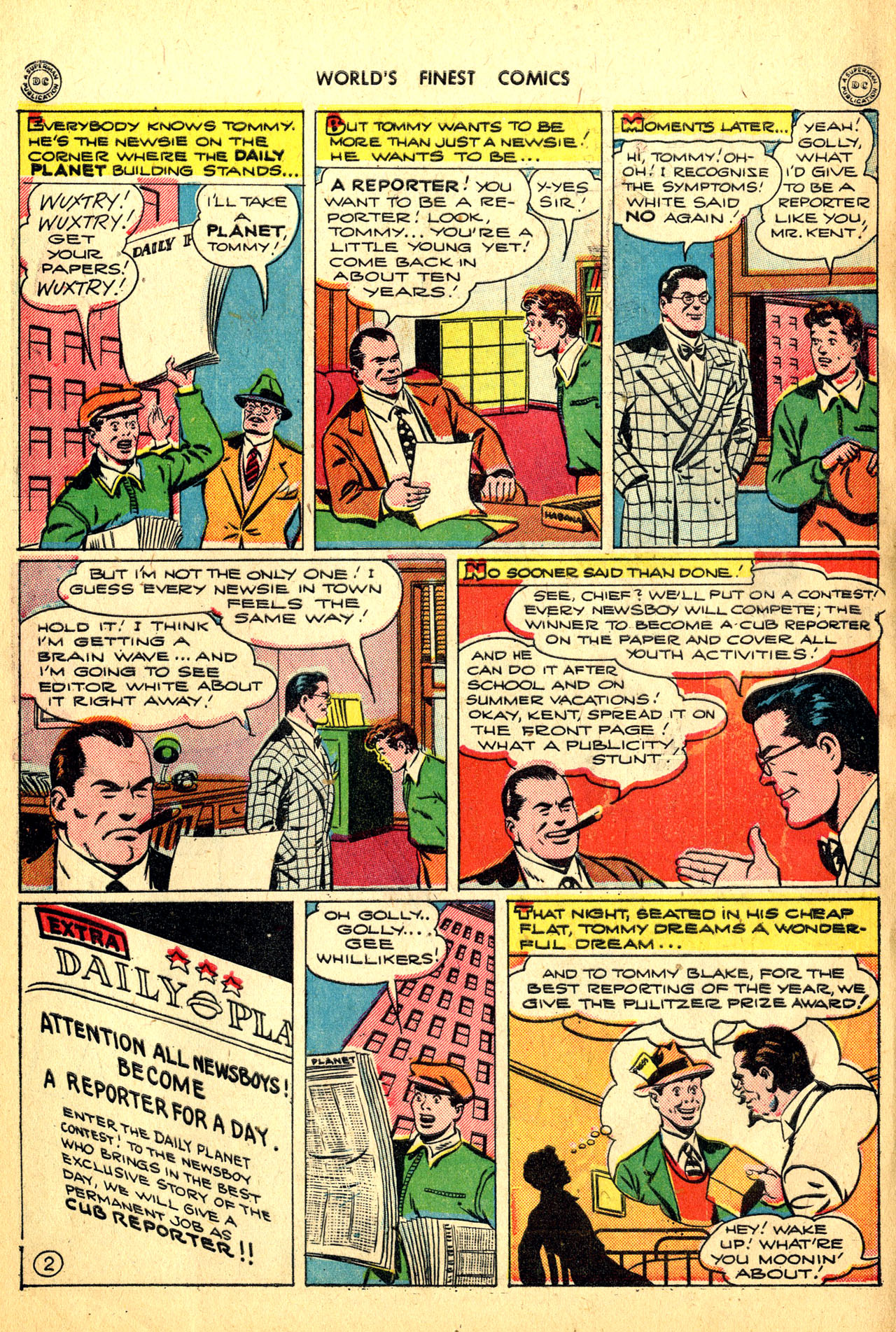 Read online World's Finest Comics comic -  Issue #18 - 4