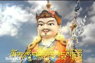 Bajra Guru Padmasambhav