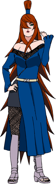 Mei Terumi (Quinta Mizukage) Curiosidades