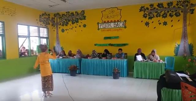 Vokal Solo Andai Aku Besar Nanti FLS2N Kec. Tebo Tengah 2017