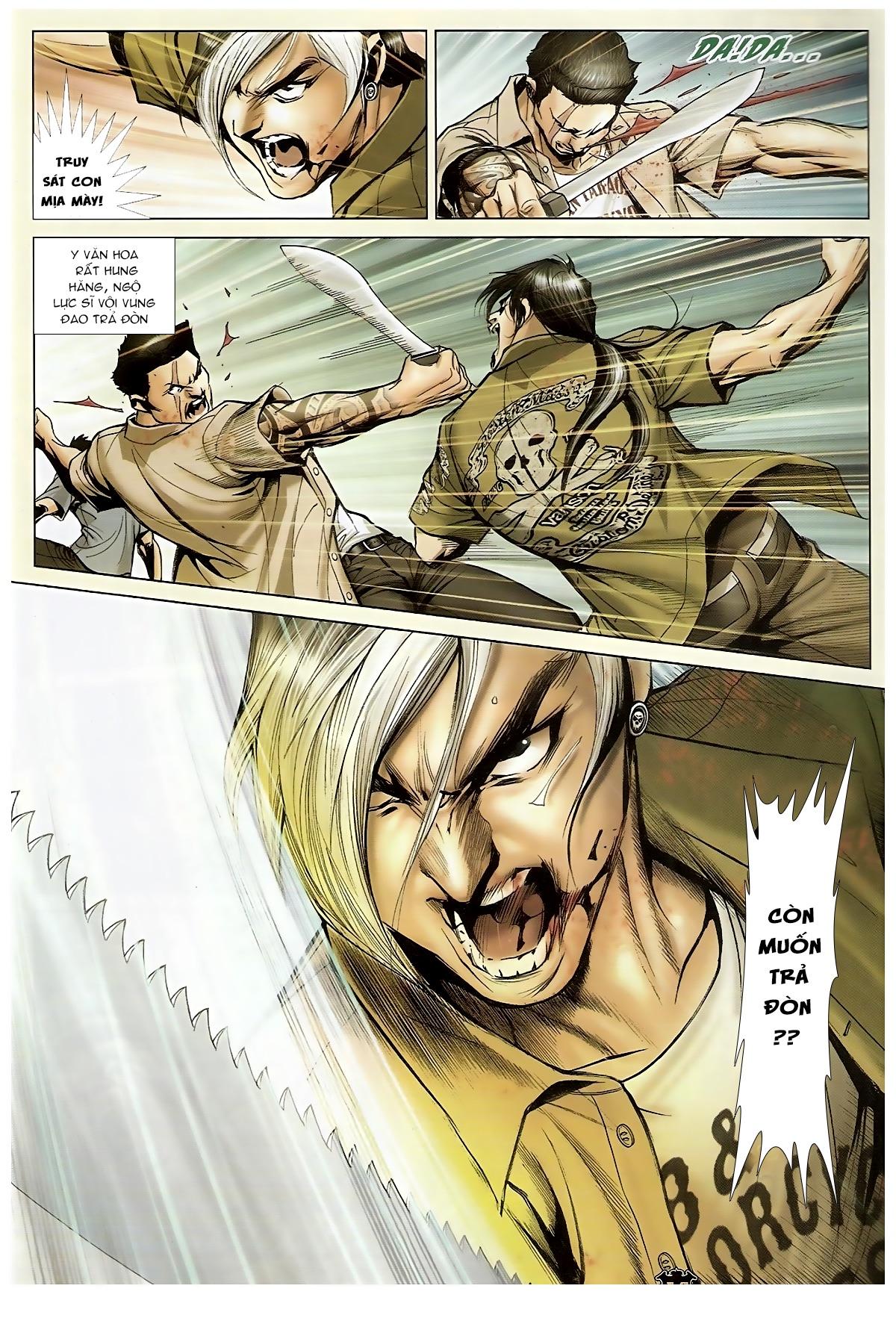 Người Trong Giang Hồ - Chapter 1498: Đại Phạn không giáng - Pic 14