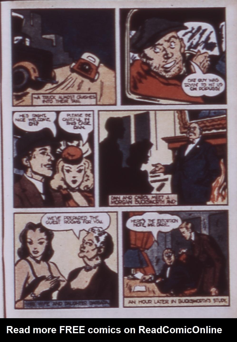 Read online WHIZ Comics comic -  Issue #3 - 53