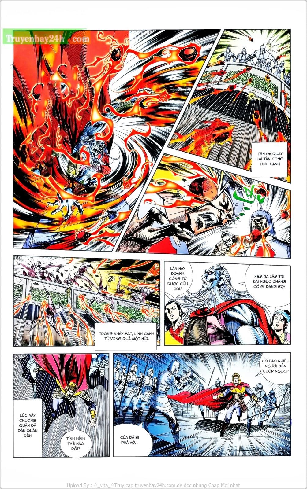 Tần Vương Doanh Chính chapter 25 trang 24