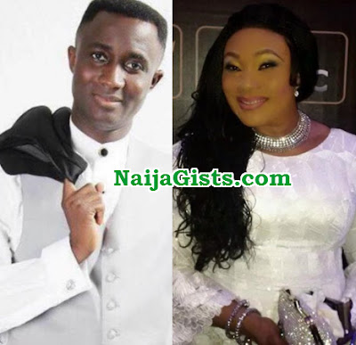 eucharia anunobi slept with her pastor