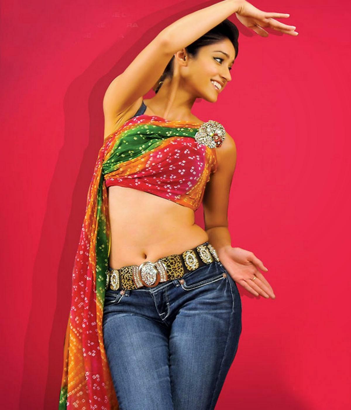 Bollywood Actress Ileana D'Cruz Hot Photos And Wallpapers