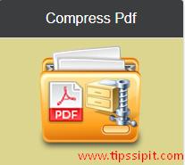 kompres pdf dengan mudah