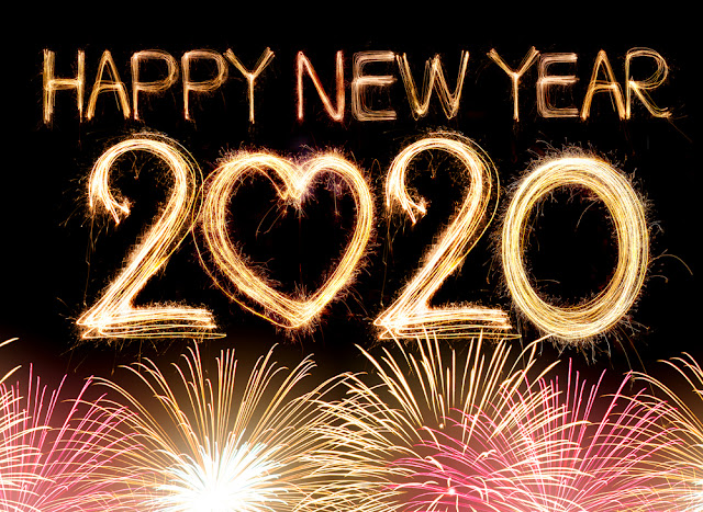happy new year 2020 images cards 2020 LA MULŢI ANI, 2020! AN NOU FERICIT! HAPPY NEW YEAR!