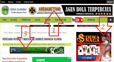 Iklan Banner Menambah Pemasukan Blog