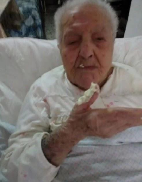 The Super Grandma Of Italy Who Beats The Coronavirus At 111