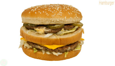 Hamburger, Hamburger food