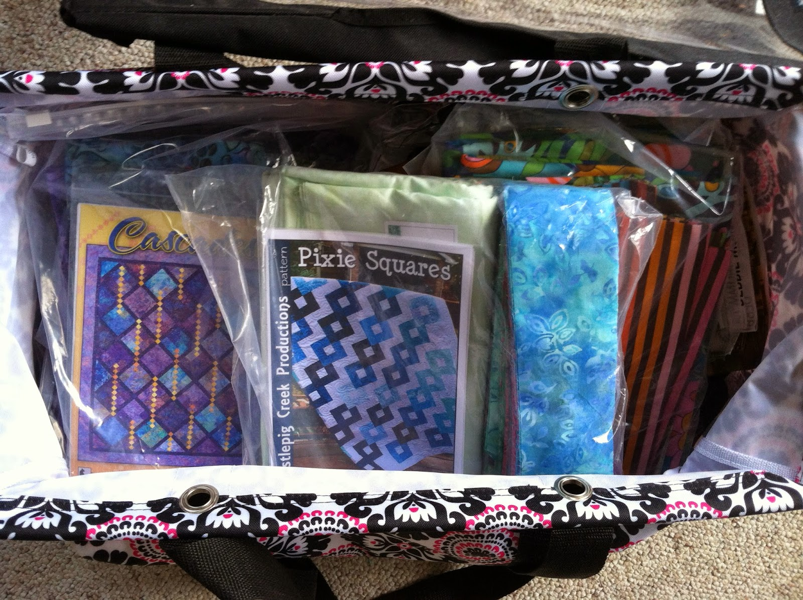 Quilt Projects - Kit Up and Ready to Sew