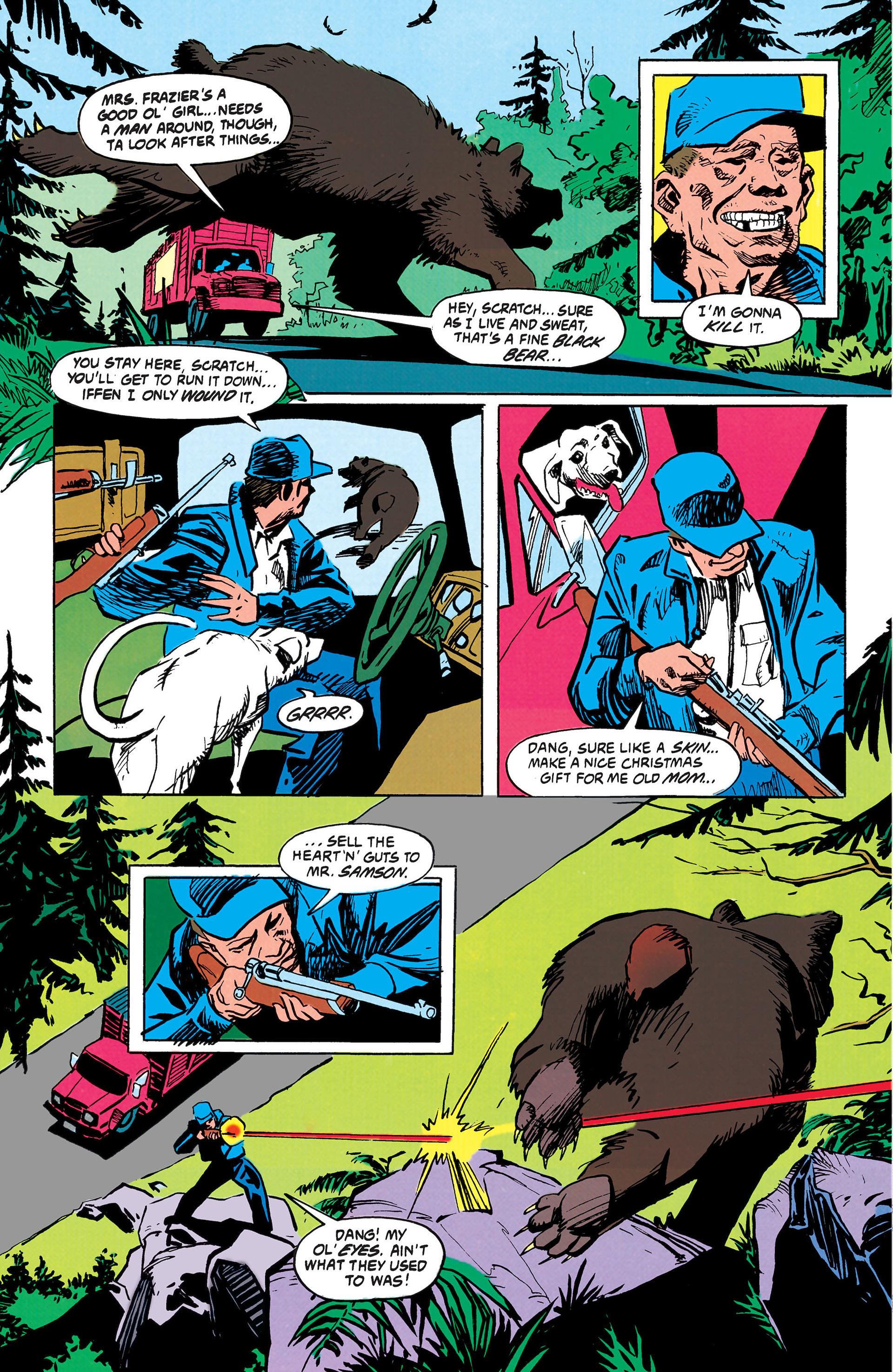 Read online Animal Man (1988) comic -  Issue #42 - 7
