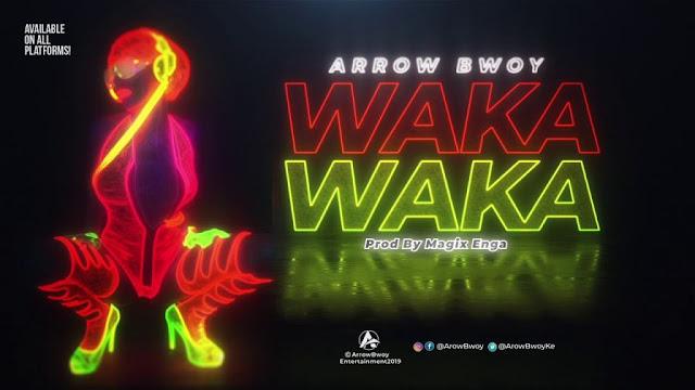 Arrow Bwoy - Waka Waka
