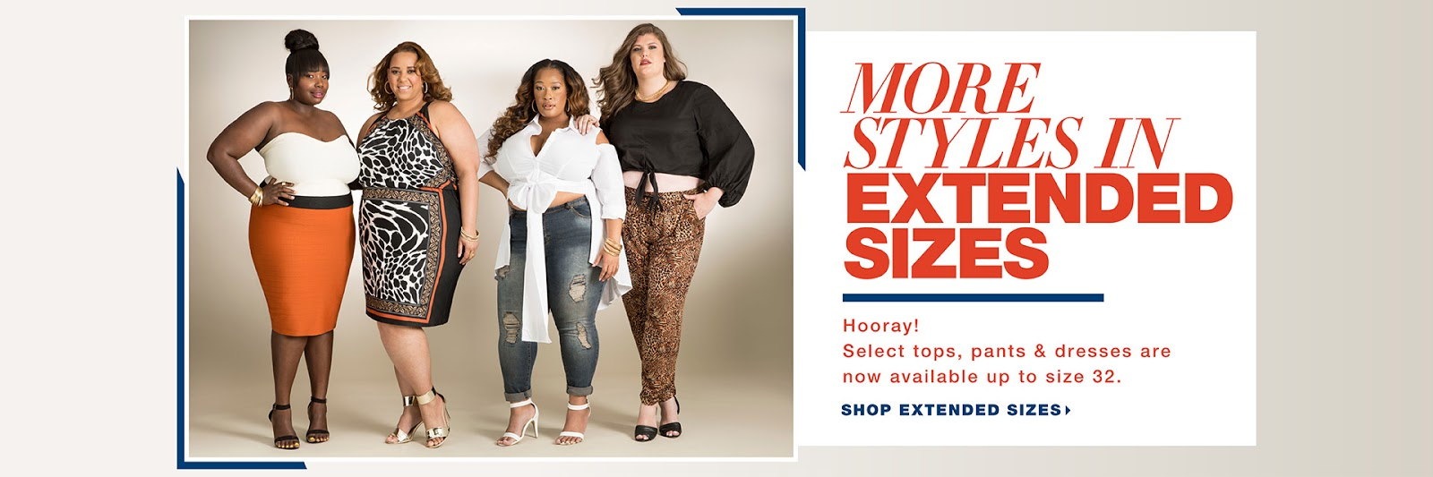 2f3f240f46f63 Plus Size Retailer Ashley Stewart Fall 2016 Extended Sizes Campaign ...