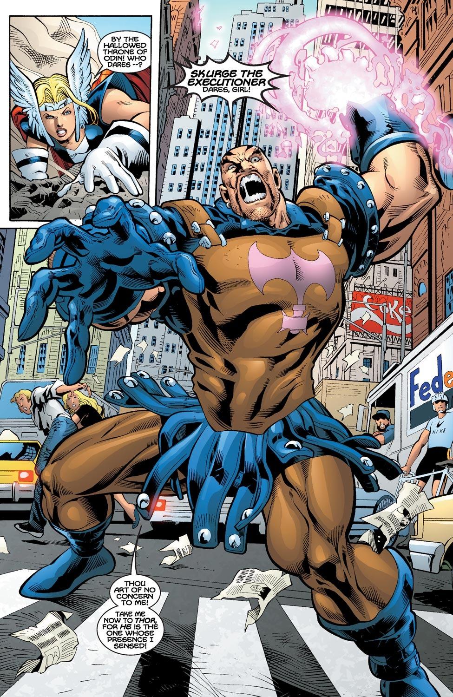 Thor (1998) Issue #43 #44 - English 6