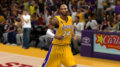 NBA 2K13 ENB Series Mod for Low End PC