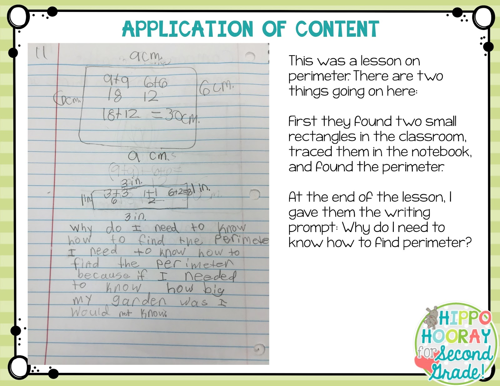 Interactive Notebooks Application Activities